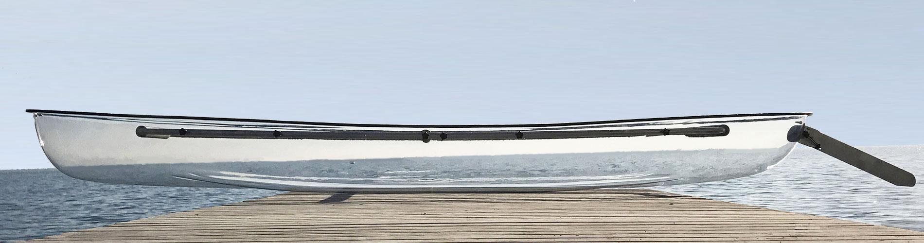 Kayak vue profil