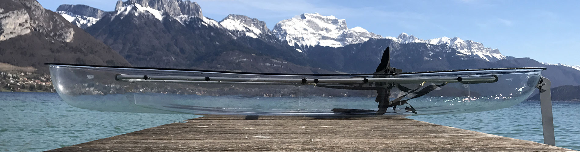 kayak transparent single mode