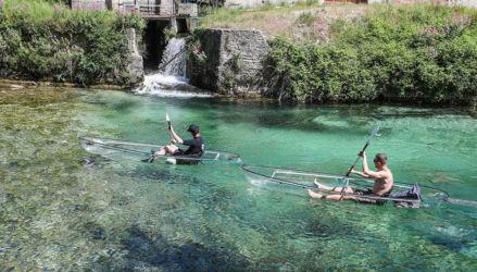 Kayak-Sorgue